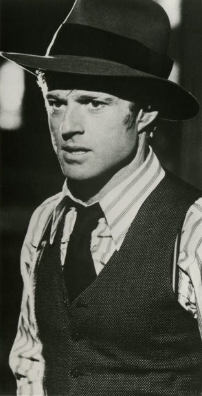 Robert Redford in The Sting.