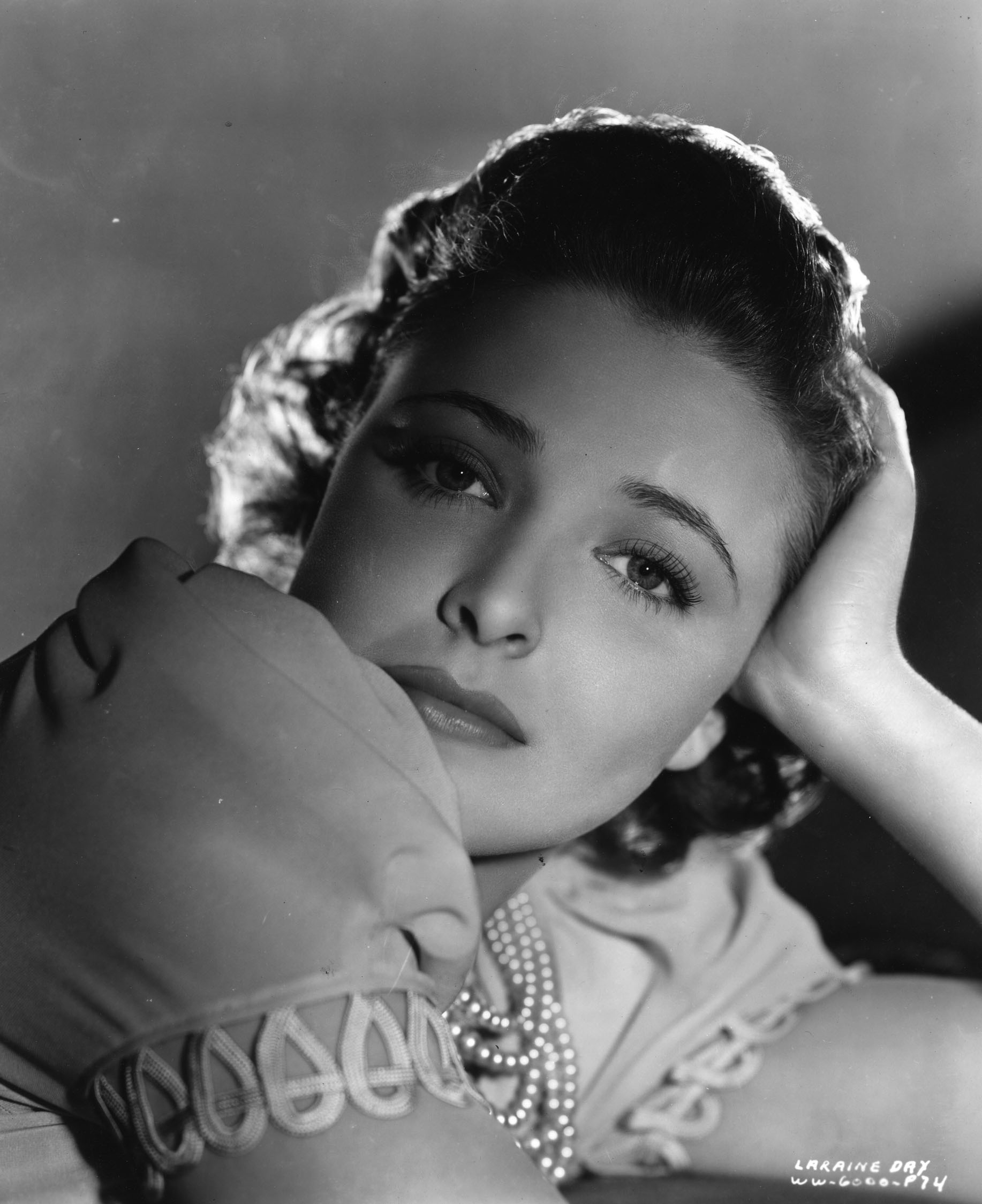 Portrait of Laraine Day