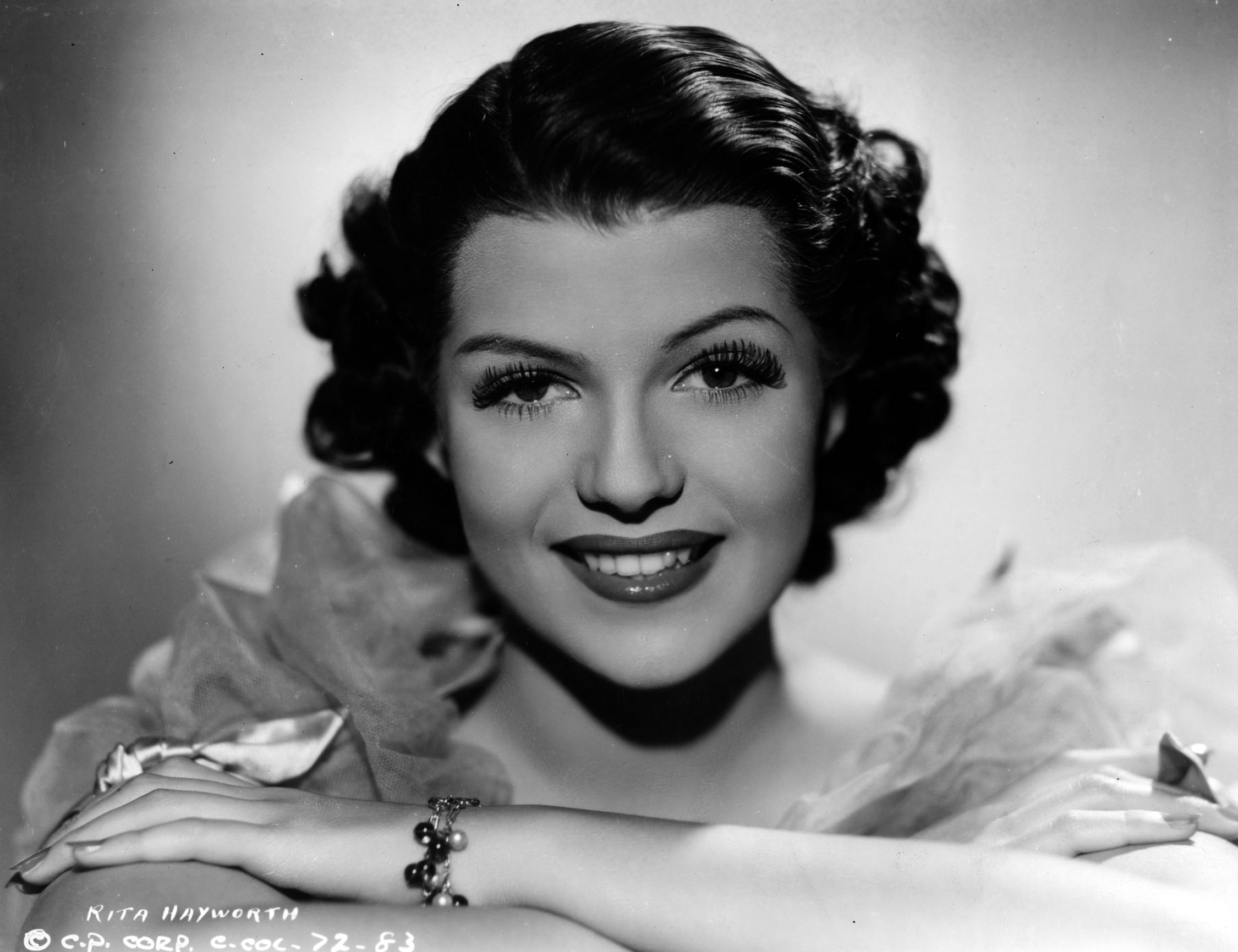 rita hayworth old