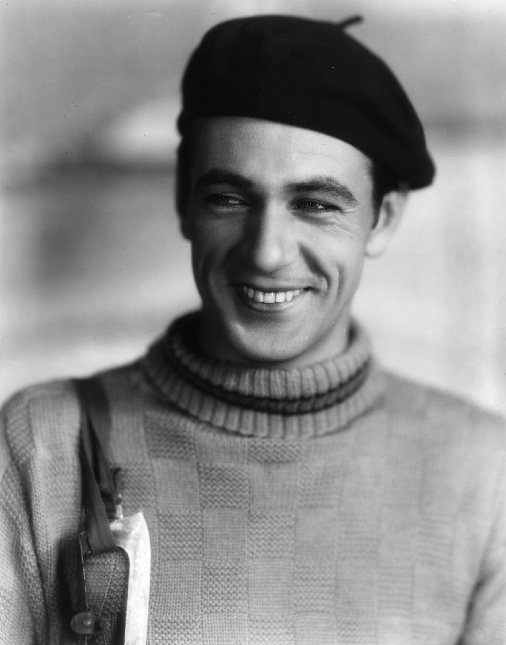Gary Cooper, circa 1928, photographed by Eugene Robert Richee.