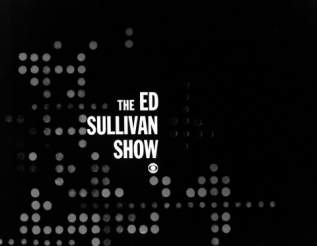 Logo for the Ed Sullivan Show